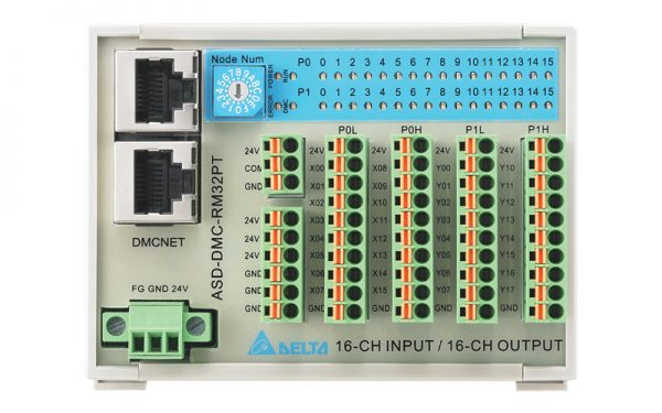 32 Digital Input and Output Remote Module