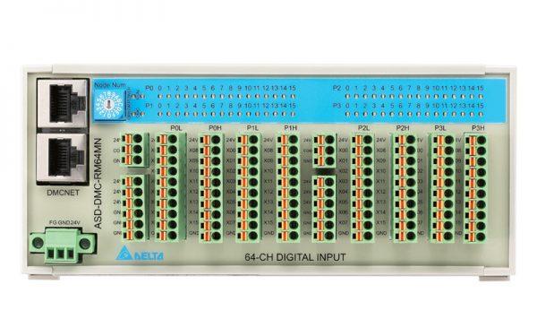64 Digital Input Remote Module