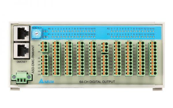 64 Digital Output Remote Module